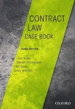 Butler, Des Contract Law Case Book