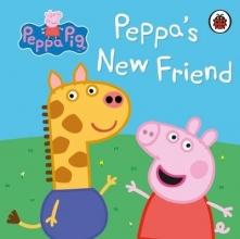 Peppa Pig: Peppa`s New Friend