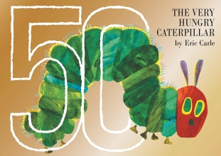 Eric Carle The Very Hungry Caterpillar 50th Anniversary Collector`s Edition