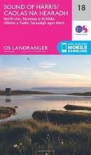 Ordnance Survey Sound of Harris, North Uist, Taransay & St Kilda