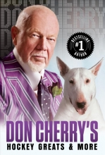 Don Cherry Don Cherry`s Hockey Greats And More