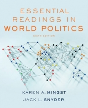 Mingst, Karen A. Essential Readings in World Politics