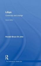 St John, Ronald Bruce Libya