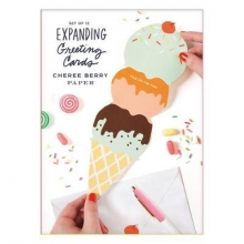 Cheree Berry Expanding Greeting Card Set
