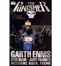 Ennis, Garth Punisher