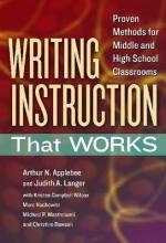 Arthur N. Applebee,   Judith A. Langer Writing Instruction That Works