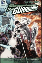 Jordan, Justin,   Venditti, Robert Green Lantern New Guardians 4