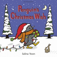 Yoon, Salina Penguin`s Christmas Wish