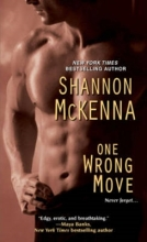 McKenna, Shannon One Wrong Move