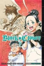 Tabata, Yuki Black Clover 9