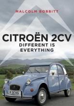 Malcolm Bobbitt Citroen 2CV