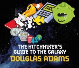 Adams, Douglas The Hitchhiker`s Guide to the Galaxy. Film Tie-in. 5 CDs