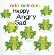 Guido Van Genechten, Happy Angry Sad