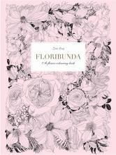 Duly, Leila Floribunda: A Flower Colouring Book
