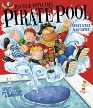 Eaves, Ed Plunge into the Pirate Pool