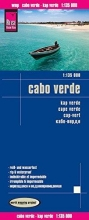 , Reise Know-How Landkarte Cabo Verde 1:135.000