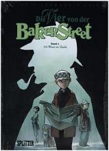 Djian, Jean-Blaise Die Vier von der Baker Street 04. Die Waisen von London