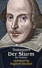 Shakespeare, William Der Sturm. Shakespeare. Zweisprachig: Englisch-Deutsch The Tempest