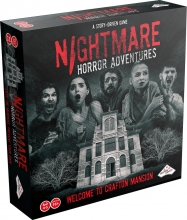 Idg-13766 , Nightmare horro adventures spel