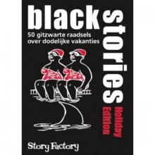 Stf-he-12 Black stories holiday edition
