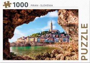 , Piran Slovenia - puzzel 1000 st