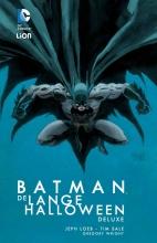 Sale,T./ Loeb,J. Batman Hc01. de Lange Halloween Deluxe