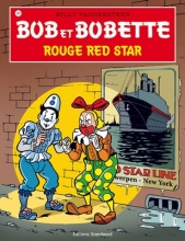 Willy  Vandersteen, Peter van Gucht Bob et Bobette Rouge Red Star 328