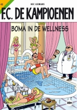 Hec  Leemans F.C. De Kampioenen Boma in de wellness 43