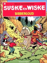 Willy  Vandersteen Suske en Wiske Bibbergoud 138