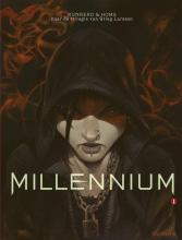 Runberg,,Sylvain/ Homs,,Brice Millennium 01