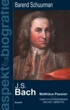B. Schuurman , J.S.Bach - Matthäus Passion
