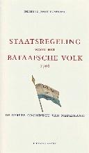 , Staatsregeling voor het Bataafsche Volk 1798