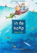 G. Mahieu , Simon & Odil In de soep