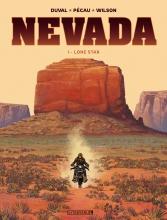 Jean-Pierre Pécau Fred Duval, Nevada 01 - Lone Star