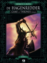 George R.R.  Martin Hagenridder 3, a Game of Thrones Prequel