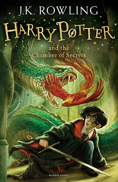 Rowling, J K,Harry Potter and the Chamber of Secrets