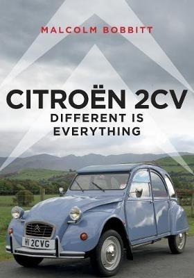 Malcolm Bobbitt,Citroen 2CV