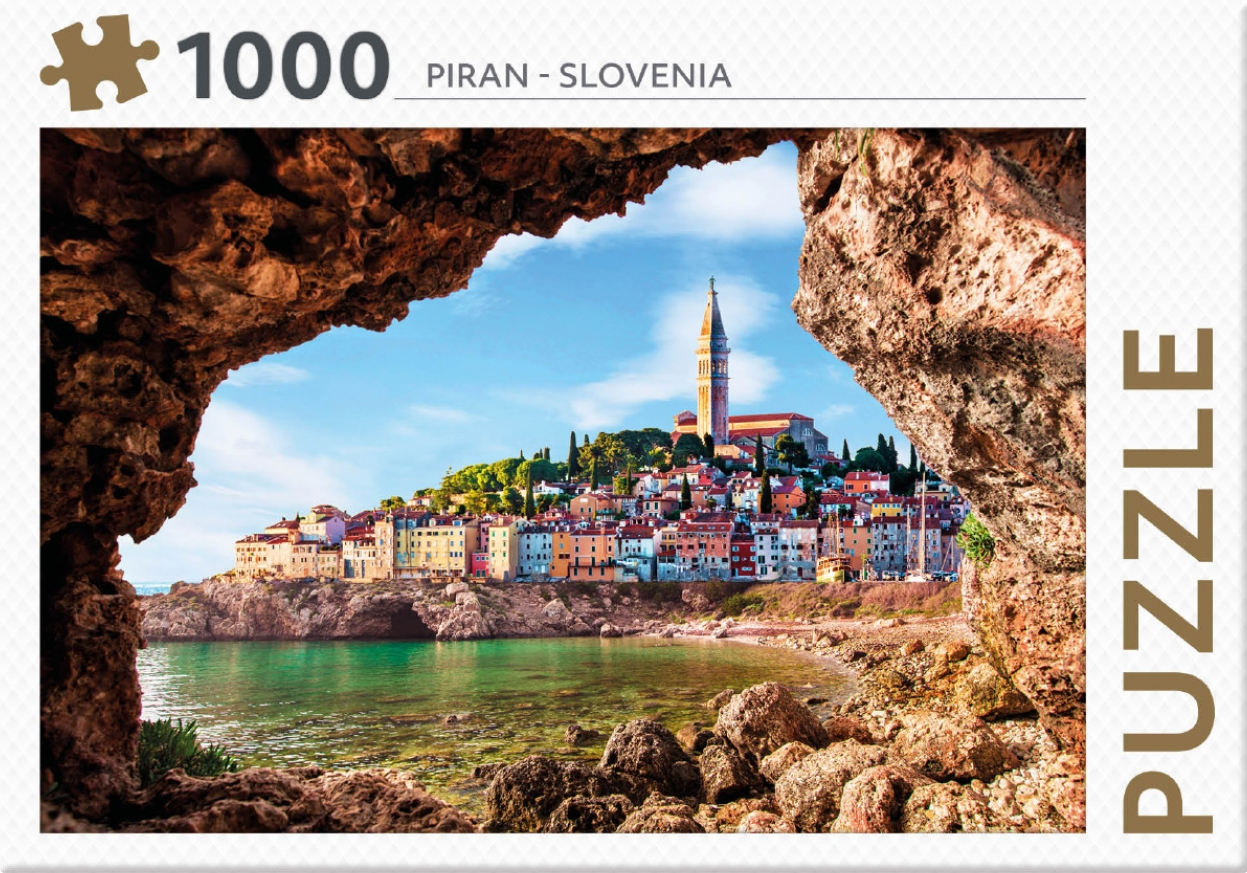 ,Piran Slovenia - puzzel 1000 st
