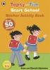 Adamson, Jean, Start School: A Ladybird Topsy and Tim Sticker Activity Book