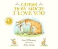 Mcbratney Sam & A.  Jeram, Guess How Much I Love You - 25th Anniversary Cased Board Edition