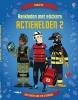 <b>Usborne Stickerboek Aankleden Met Stickers - Actiehelden II</b>,Usborne Stickerboek