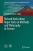 , Richard Ned Lebow: Major Texts on Methods and Philosophy of Science