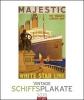 Weingarten, Vintage Schiffsplakate - Kalender 2020