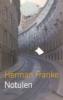 Herman Franke, Notulen
