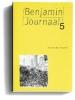 <b>W. Benjamin</b>,Benjamin Journaal / 5