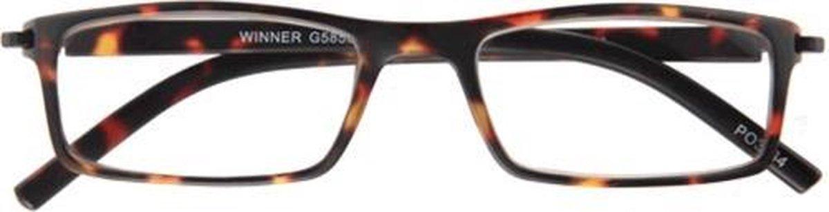 G58510,Leesbril winner havanna g58500 1.00