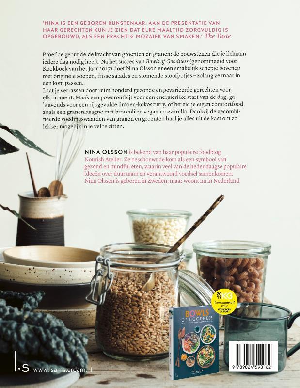 Nina Olsson,Groenten & Granen