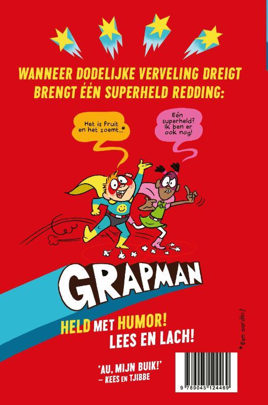 Tjibbe Veldkamp,Grapman. Sci-Girl slaat toe