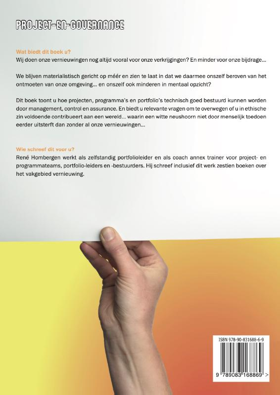 René Hombergen,Project-en-governance