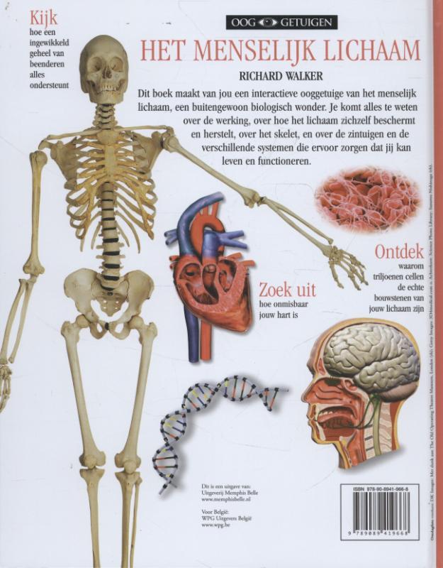 ,Het menselijk lichaam